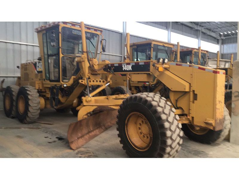 MotoniveladoraCATERPILLAR140K - 17G432