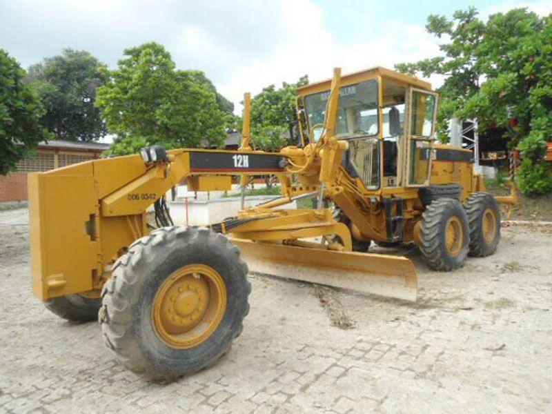 MotoniveladoraCATERPILLAR12H - 17G435
