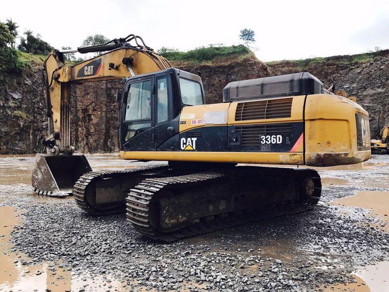 EscavadeiraCATERPILLAR336D - 17I203