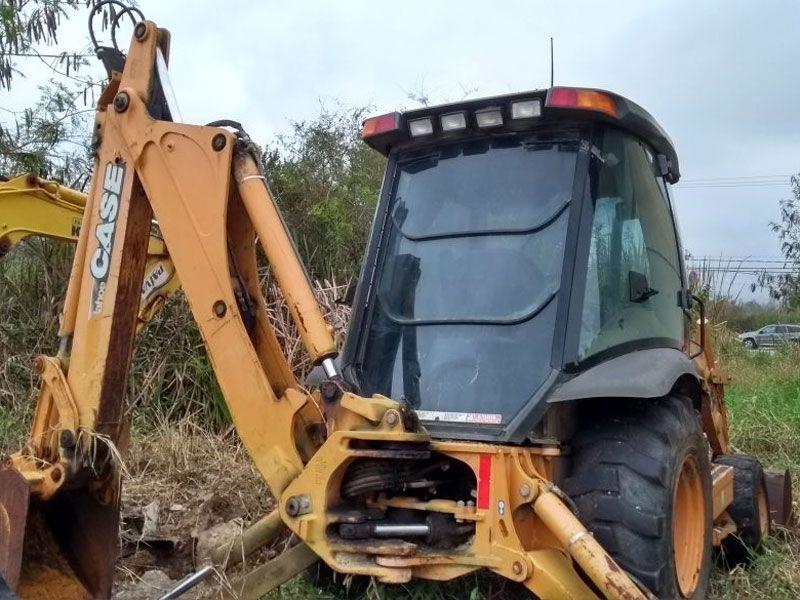 Retro EscavadeiraCASE580M - 17I204