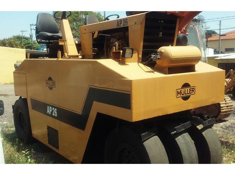 Rolo CompactadorMULLERAP26 - 17I207
