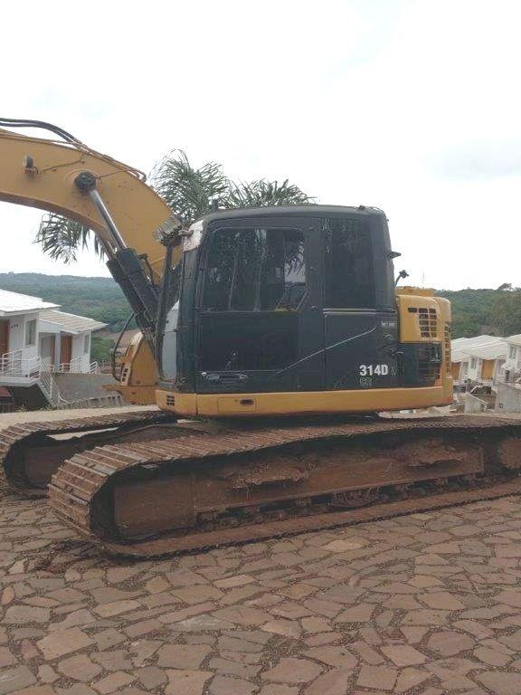 EscavadeiraCATERPILLAR314D - 17K110