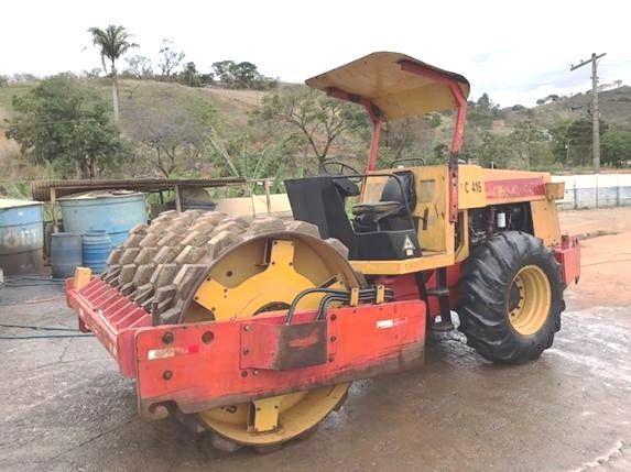 Rolo CompactadorDYNAPACCA25 - 17K309
