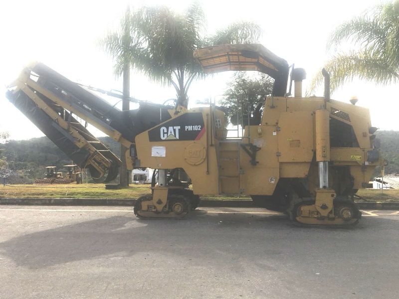 Fresadora CATERPILLAR PM102 - 17K415