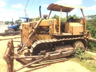 Trator EsteiraCATERPILLARD4EDD - 17K515