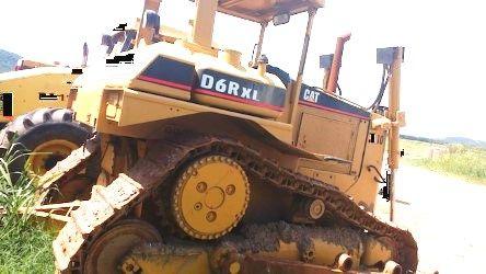 Trator EsteiraCATERPILLARD6R - 17K517