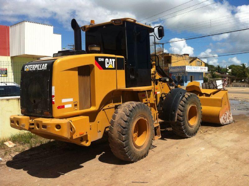 Carregadeira PneuCATERPILLAR924H - 17L506