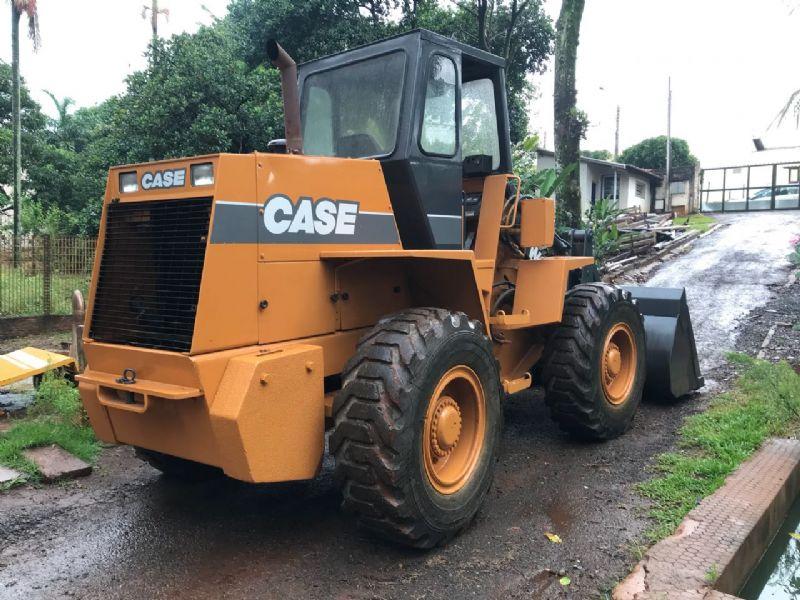 Carregadeira PneuCASEW20E - 18A111