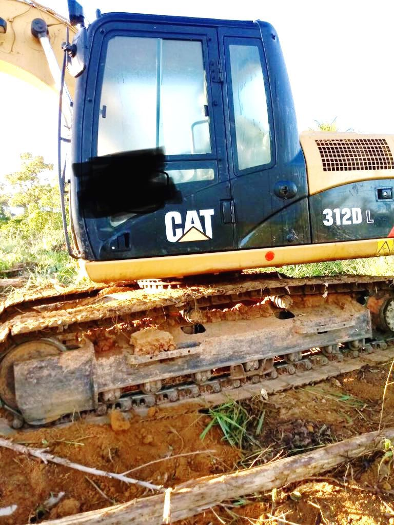 Escavadeira CATERPILLAR 312D - 18B107