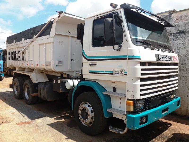 CaminhaoSCANIACacamba - 18B229