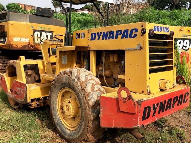 Rolo CompactadorDYNAPACCA15 - 18B232