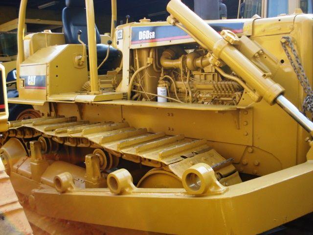 Trator EsteiraCATERPILLARD6DSR - 18B317