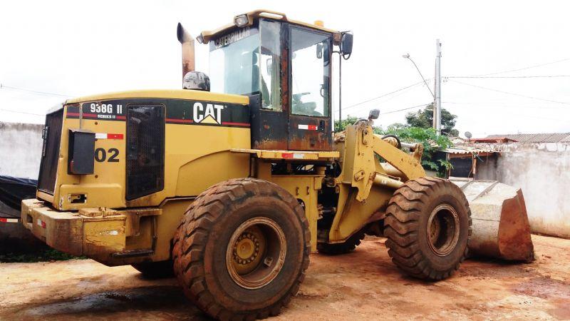 Carregadeira PneuCATERPILLAR938G - 18C110