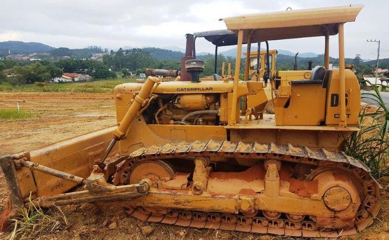 Trator EsteiraCATERPILLARD6CPS - 18C312