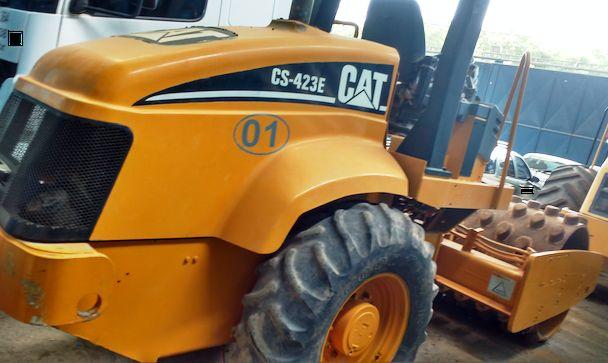 Rolo CompactadorCATERPILLARCS423E - 18C314