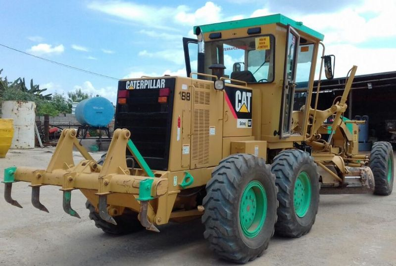 Motoniveladora CATERPILLAR 120H - 18C417