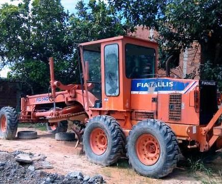 MotoniveladoraFIATFG140 - 18C510