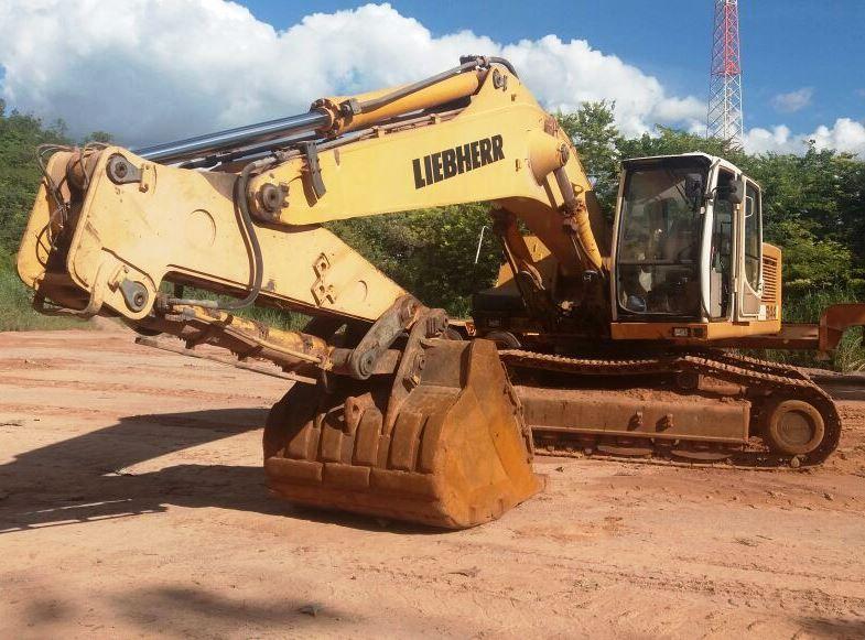 EscavadeiraLIEBHERR944C - 18C518