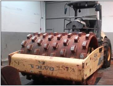 Rolo CompactadorVOLVOSD105 - 18C524