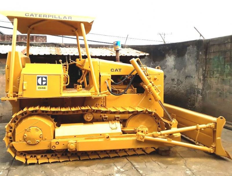 Trator EsteiraCATERPILLARD4EPS - 18D416