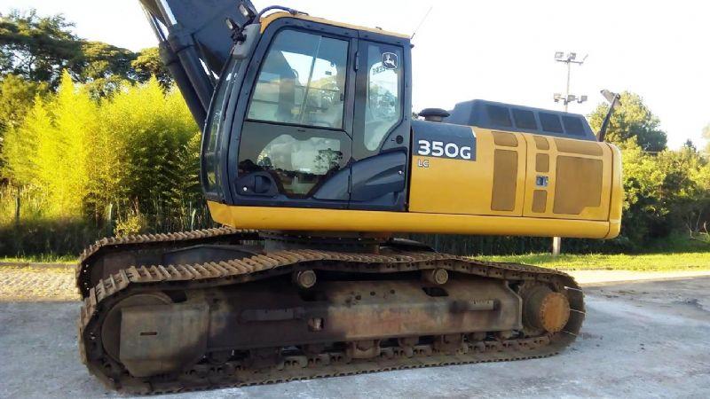 EscavadeiraJOHN DEERE350G - 18D417