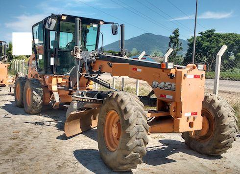 MotoniveladoraCASE845 - 18D418