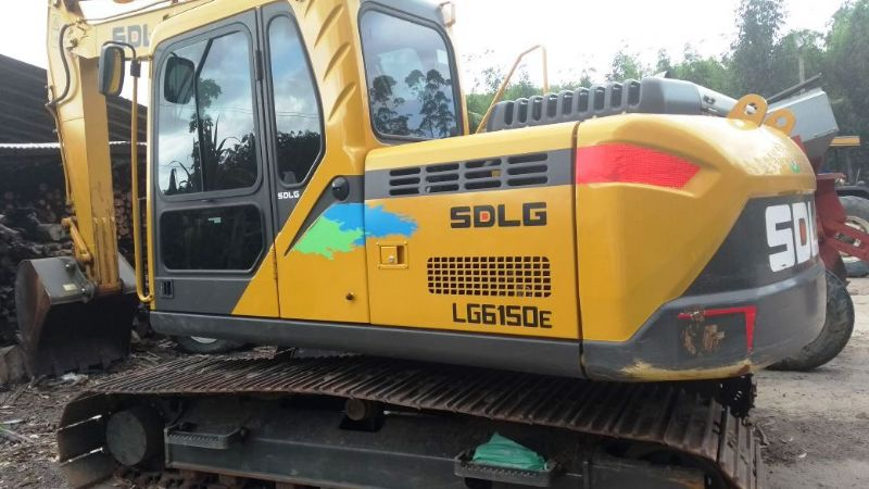 EscavadeiraSDLGLG6150 - 18E115