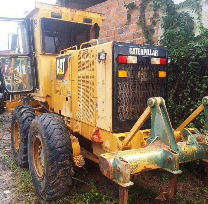 Motoniveladora CATERPILLAR 120K - 18F301