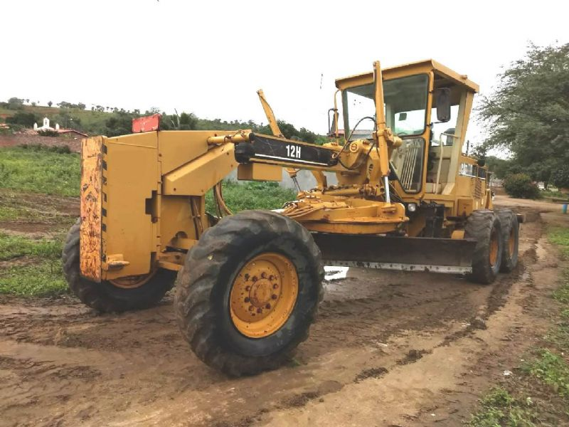 Motoniveladora CATERPILLAR 12H  - 18F309