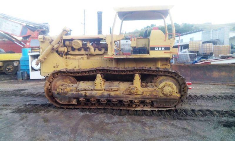 Trator EsteiraCATERPILLARD8K - 18F401