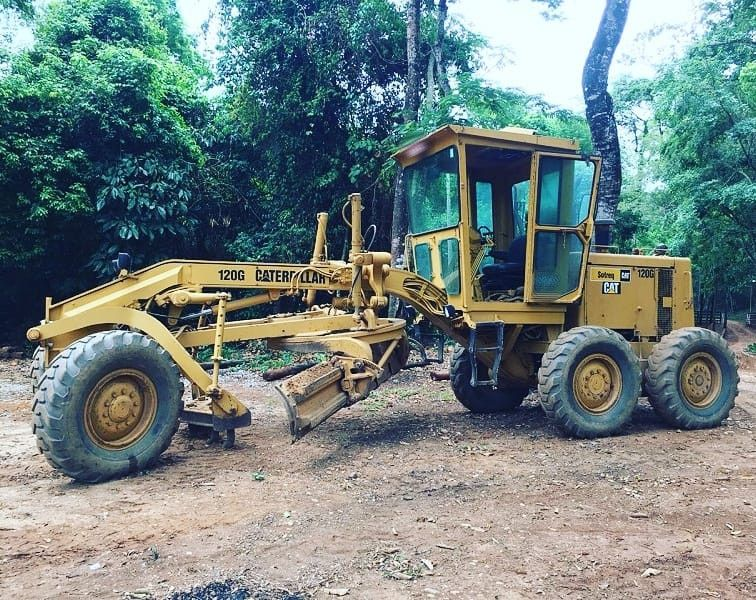 Motoniveladora CATERPILLAR 120G - 18G213