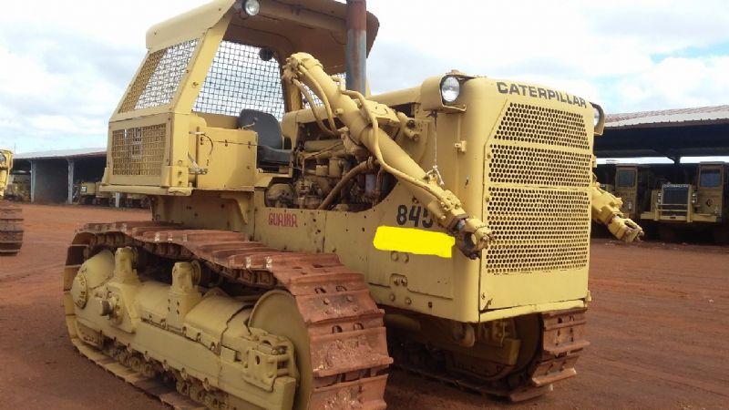 Trator EsteiraCATERPILLARD8K - 18G214