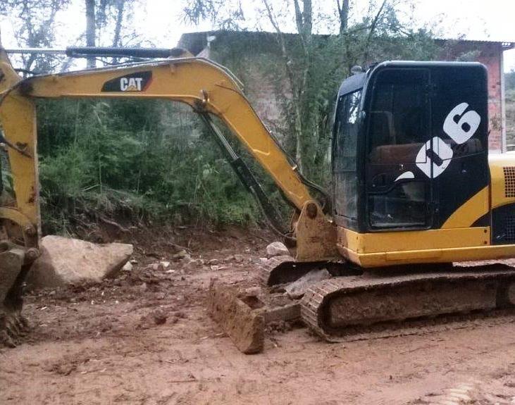 Mini EscavadeiraCATERPILLAR306 - 18H207
