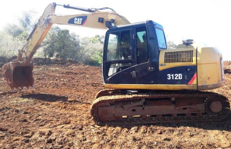 Escavadeira CATERPILLAR 312D - 18H409