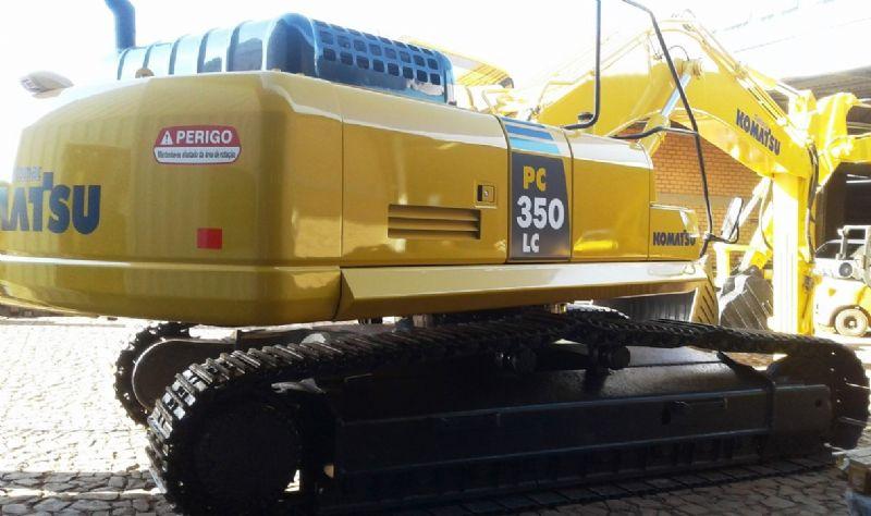 EscavadeiraKOMATSUPC350 - 18H422