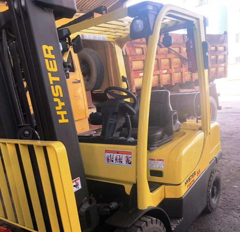 Empilhadeira HYSTER H55FT - 18I501