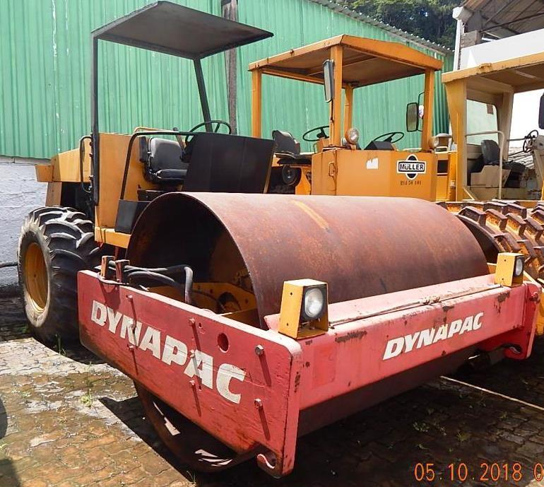 Rolo CompactadorDYNAPACCA25 - 18J205