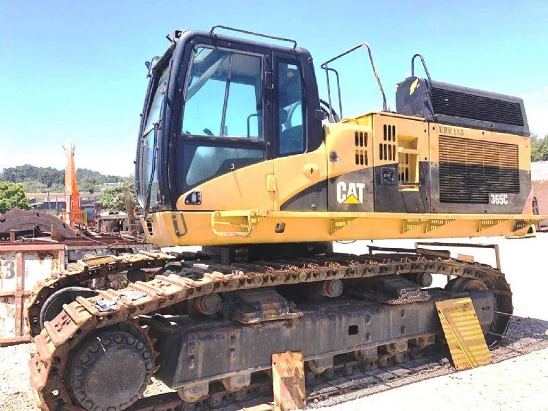 EscavadeiraCATERPILLAR365C - 18K109