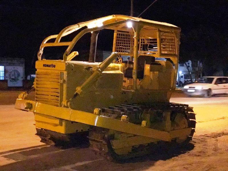 Trator EsteiraKOMATSUD50 - 18K217
