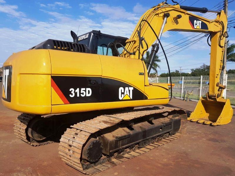 EscavadeiraCATERPILLAR315D - 18K408
