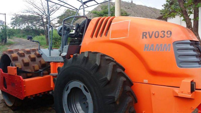 Rolo CompactadorHAMM3411 - 18K505