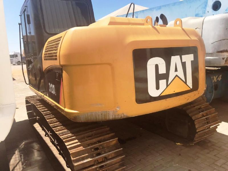Escavadeira CATERPILLAR 312D - 18L217