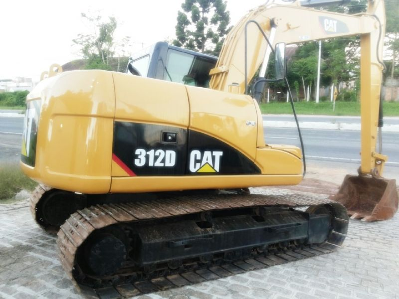 Escavadeira CATERPILLAR 312D - 18L220
