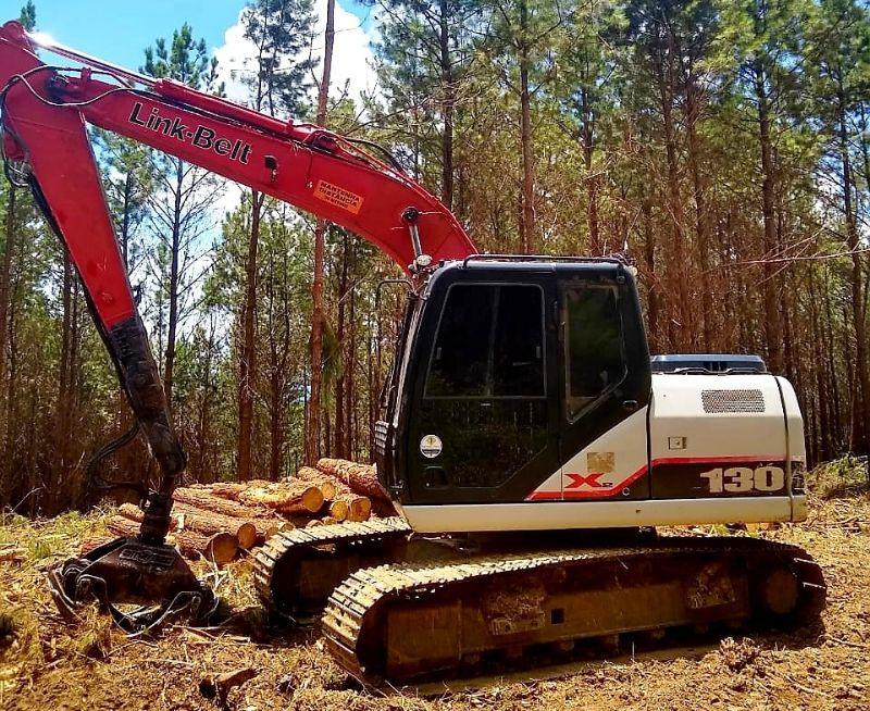 EscavadeiraLINK BELT130XE - 19A206