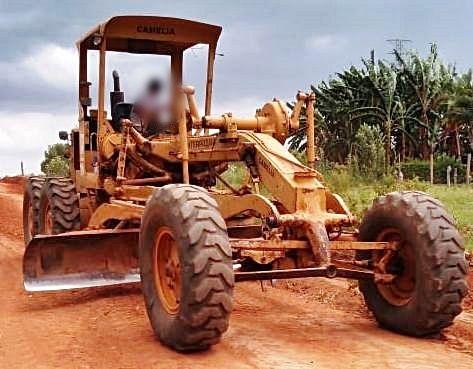 MotoniveladoraCATERPILLAR120B - 19A316