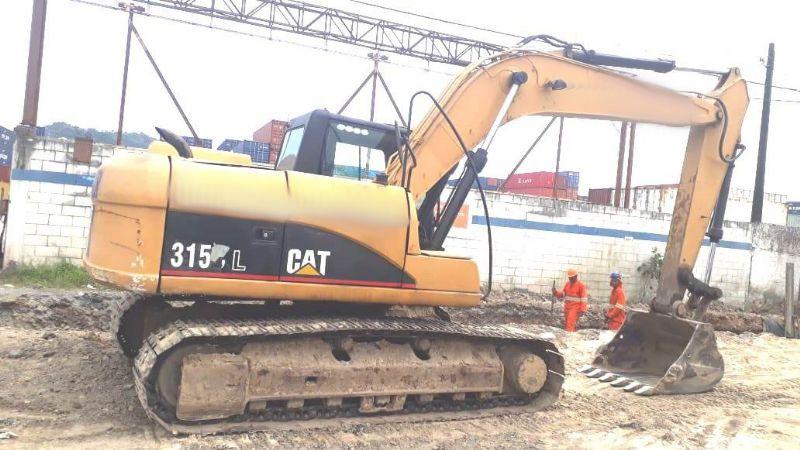 EscavadeiraCATERPILLAR315C - 19A420