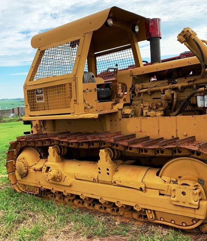 Trator EsteiraCATERPILLARD8K - 19B112