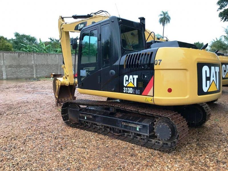 EscavadeiraCATERPILLAR313D - 19B210