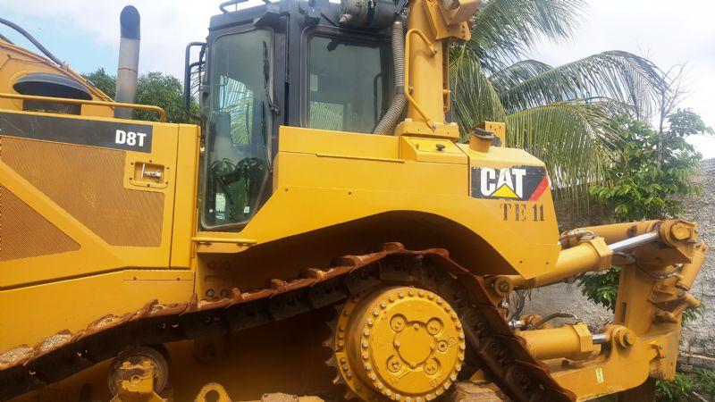 Trator EsteiraCATERPILLARD8T - 19B426