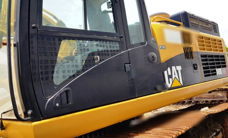 Escavadeira CATERPILLAR 349D - 19B427